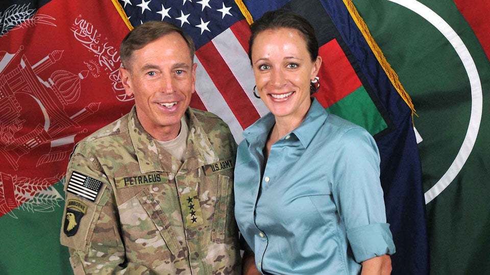 Wired Thinks Paula Broadwell Is One of the Most Dangerous People In The World, Which Is Sad