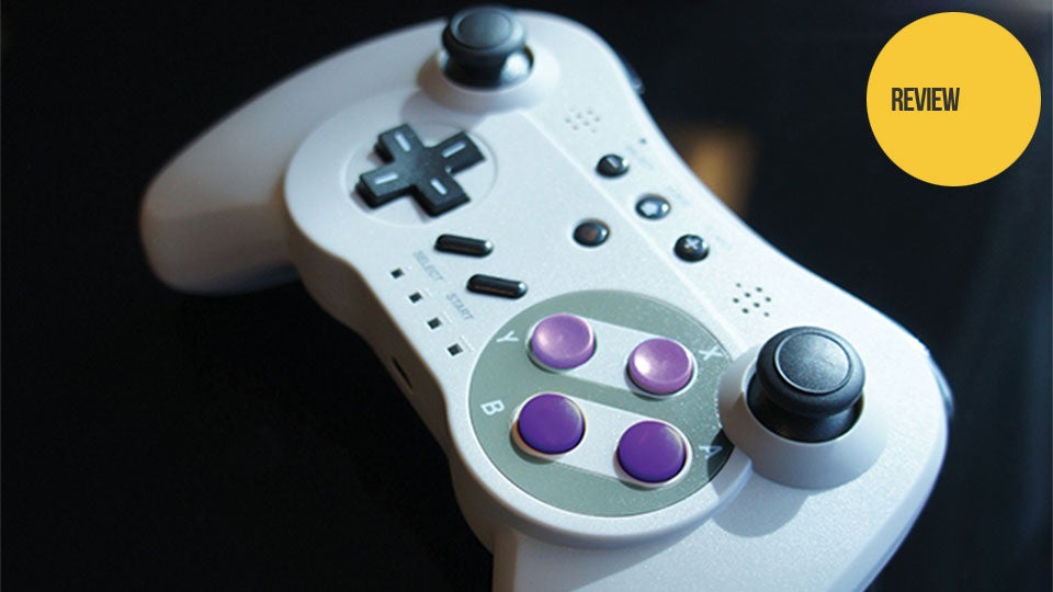 What Happens When A SNES Controller Is Eaten By A Wii U Controller