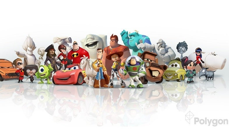 Report: Disney's Infinity Project Will Combine Toy Story, The Incredibles and Wreck-It Ralph in One Massive, Cross-Platform Gameworld