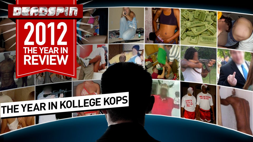 The Year In Deadspin's Coverage Of The Overzealous Policing Of Student-Athletes