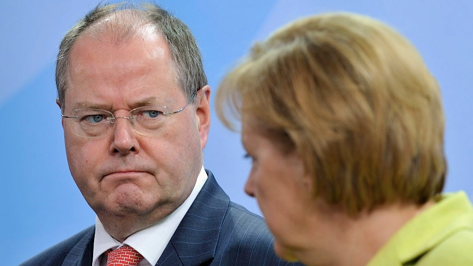 Rival German Politician Says Angela Merkel Has It Super Easy Because She's a Woman