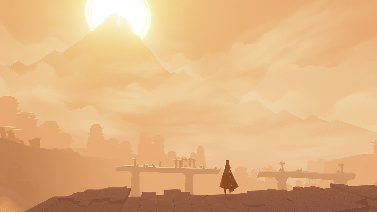 Why Journey Should Be Game Of The Year