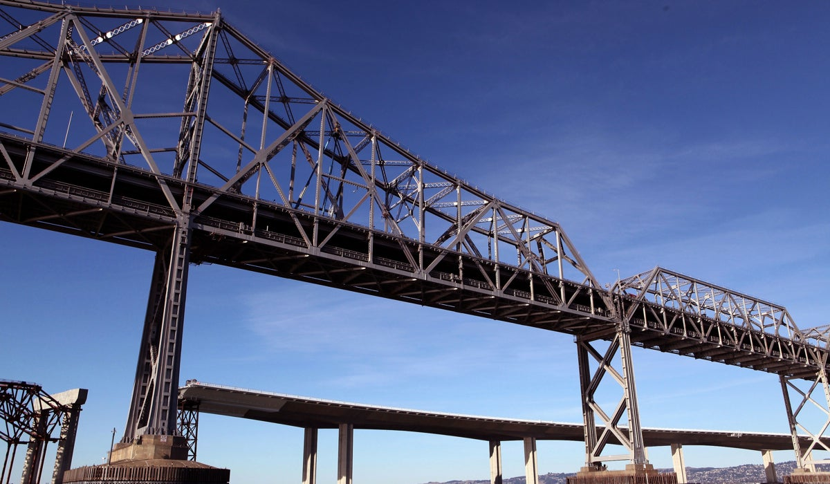 An Oil Tanker Has Struck The San Francisco Bay Bridge (UPDATED)