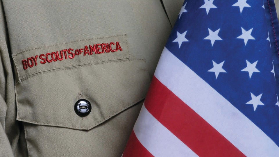 Local Boy Scout Council Says Fuck It, Lets Gay Teen Become an Eagle Scout Even Though It's Against Official Policy [UPDATED]