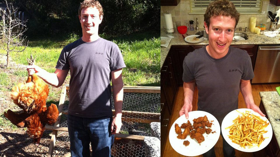 Zuckerberg's Private Photos Revealed in Facebook Security Flap (Updated)