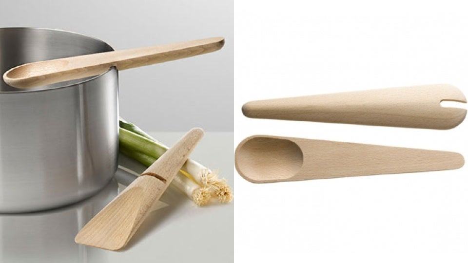 These Cooking Tools Can Rest on the Side of Your Pan Like Magic