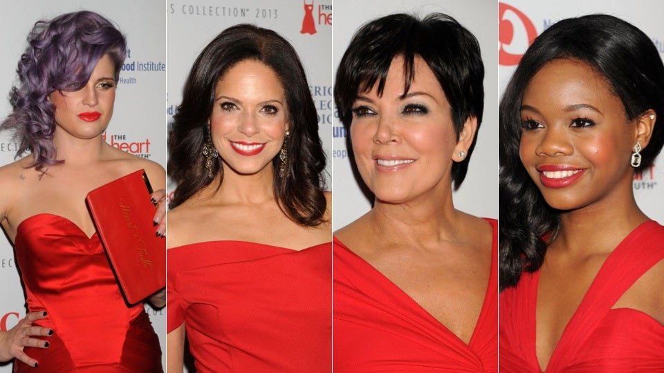 Which Celeb Had the Best Dress at the Heart Truth Red Dress Event?