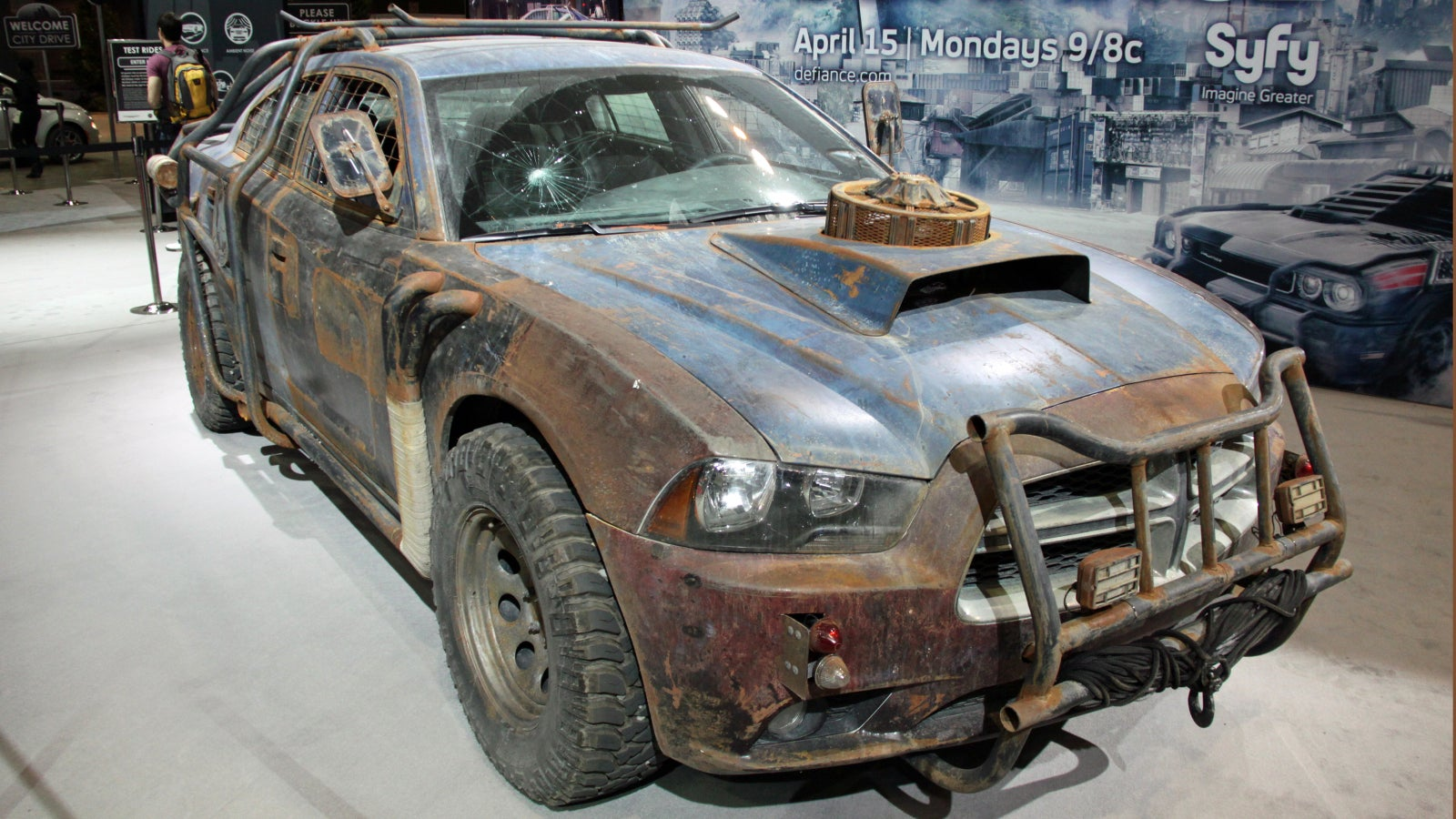 Is Dystopia So Bad If We Get Badass Cars?