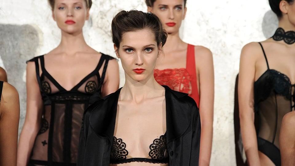 La Perla, for the Lingerie-Loving Waif Gamine in You