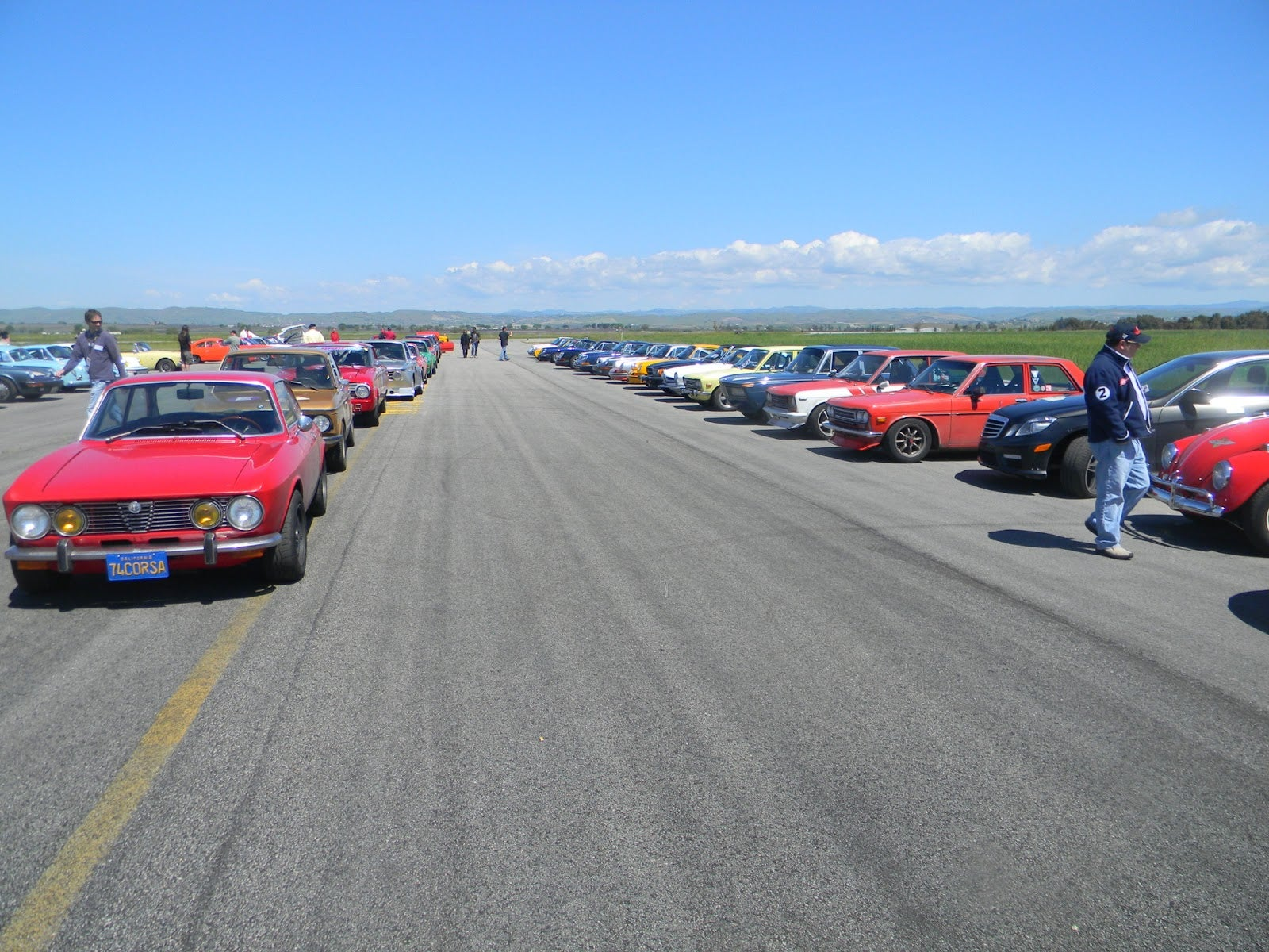 An Introduction to the Targa California