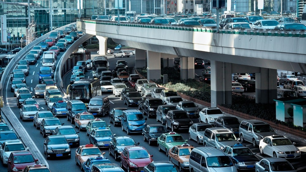 Most Traffic Jams Are Caused By Just a Handful of Idiots