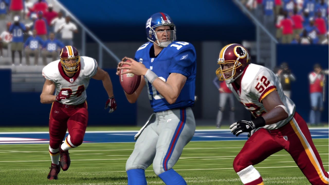The Top Talent Departs as Madden Nears Its Release