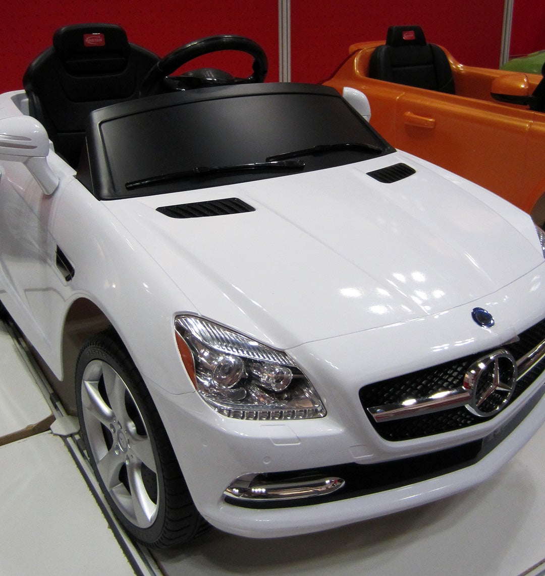 Now Your Kid Can Afford A Cooler Car Than You