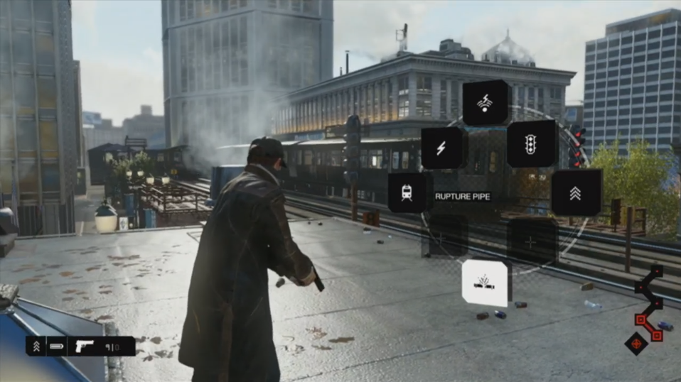 Watch Dogs Will Be Out On PC, PS3, 360, And Wii U. But First It'll Be On PS4.