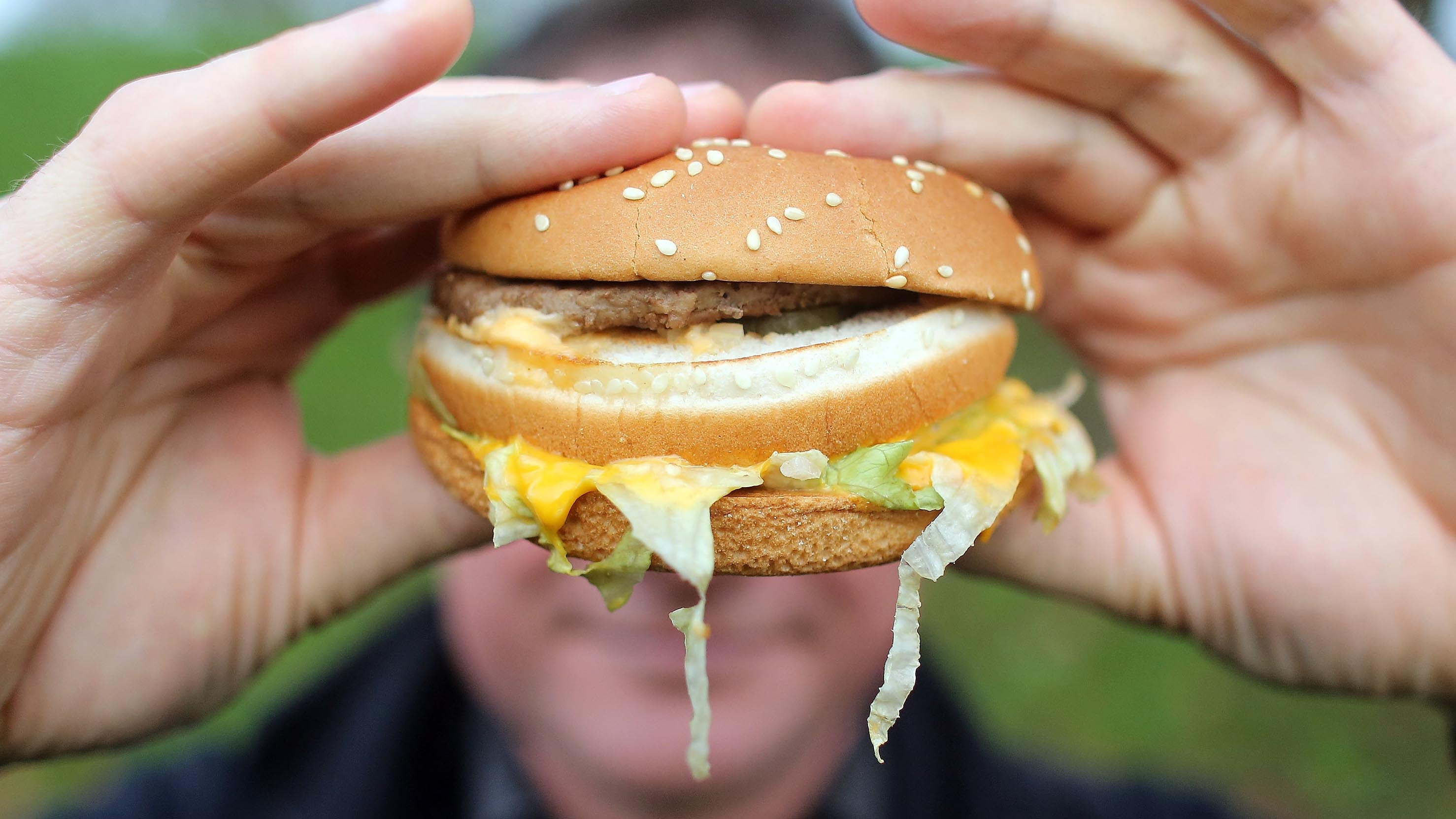 Fast Food Makes Up 11% of Our Total Calories as a Nation