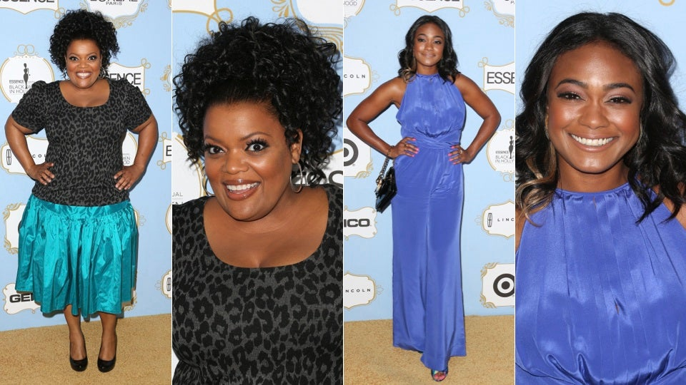 Bright Hues and Cool Shoes at the Essence Black Women In Hollywood Awards