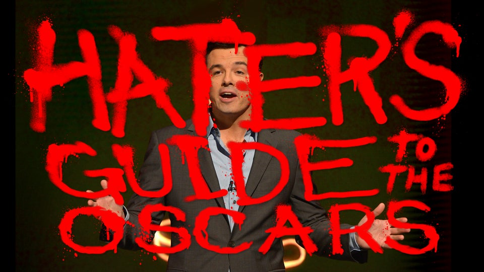 The 2013 Hater's Guide To The Oscars