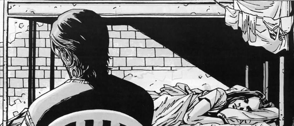 6 Things From the Walking Dead Comic That We Need to See on TV