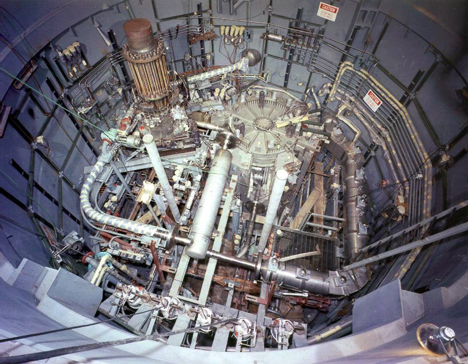 The Future of Nuclear Power Runs on the Waste of Our Nuclear Past