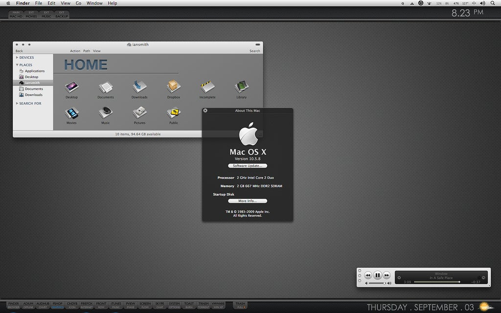 The Slate Mac Desktop
