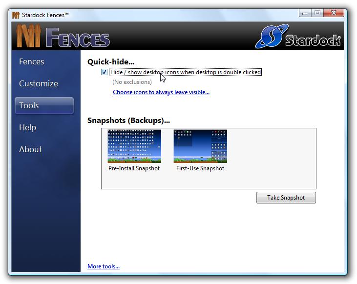 Download Desktop Icon Organizer