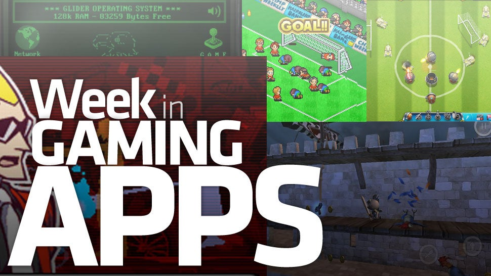 Five Days of Pure Unadulterated Gaming App Hotness