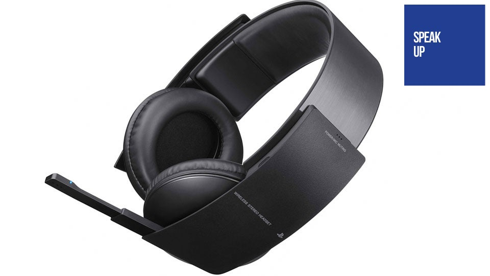 Tell Us About the Official Wireless PlayStation 3 Headset, PoweredByHentai