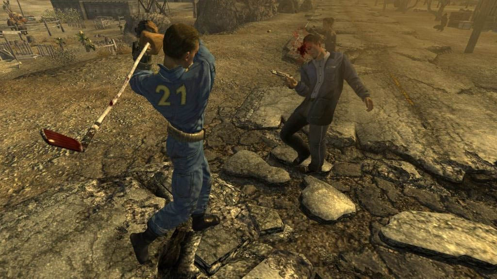 Don't Download That Fallout: New Vegas Update Just Yet, Says Bethesda