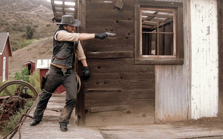 This Is Not A Shot From Red Dead Redemption: The Movie
