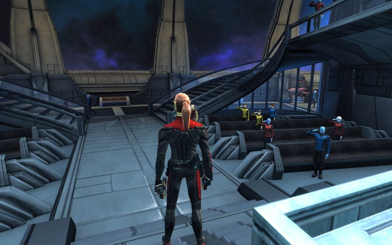 Star Trek MMO Log, Stardate 2010.02