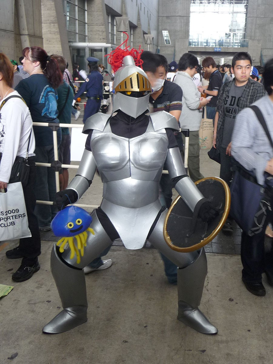 Tokyo Game Show King of Cosplay: Day Two