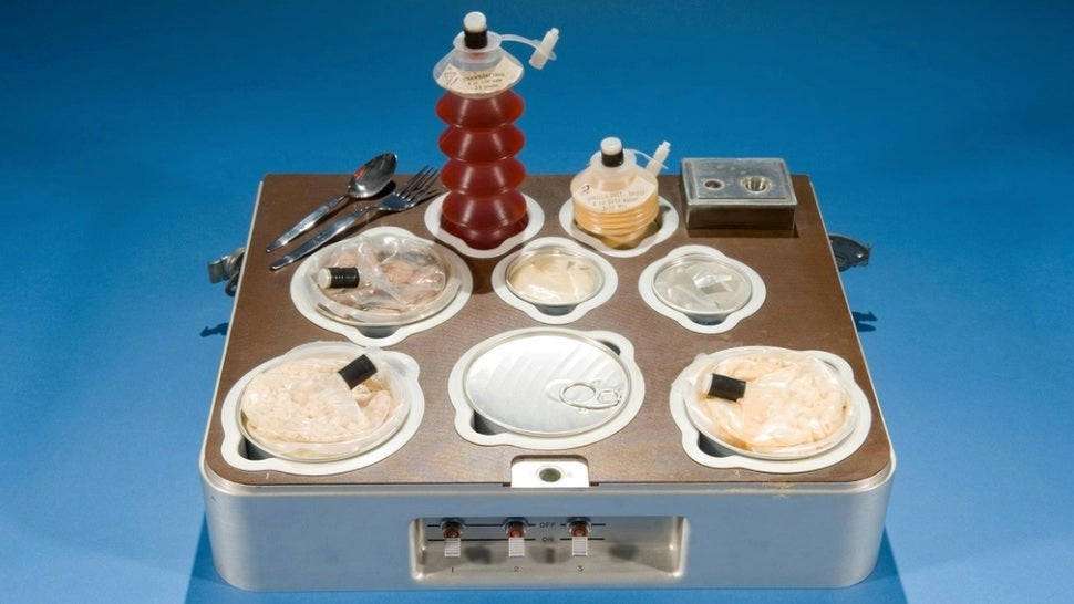 early astronaut food - photo #27