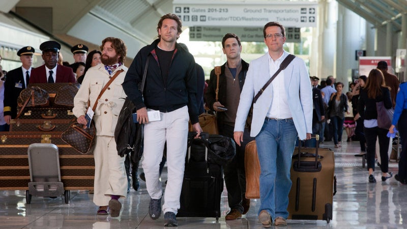 Louis Vuitton Sues Hangover 2 for Using Fake Luggage