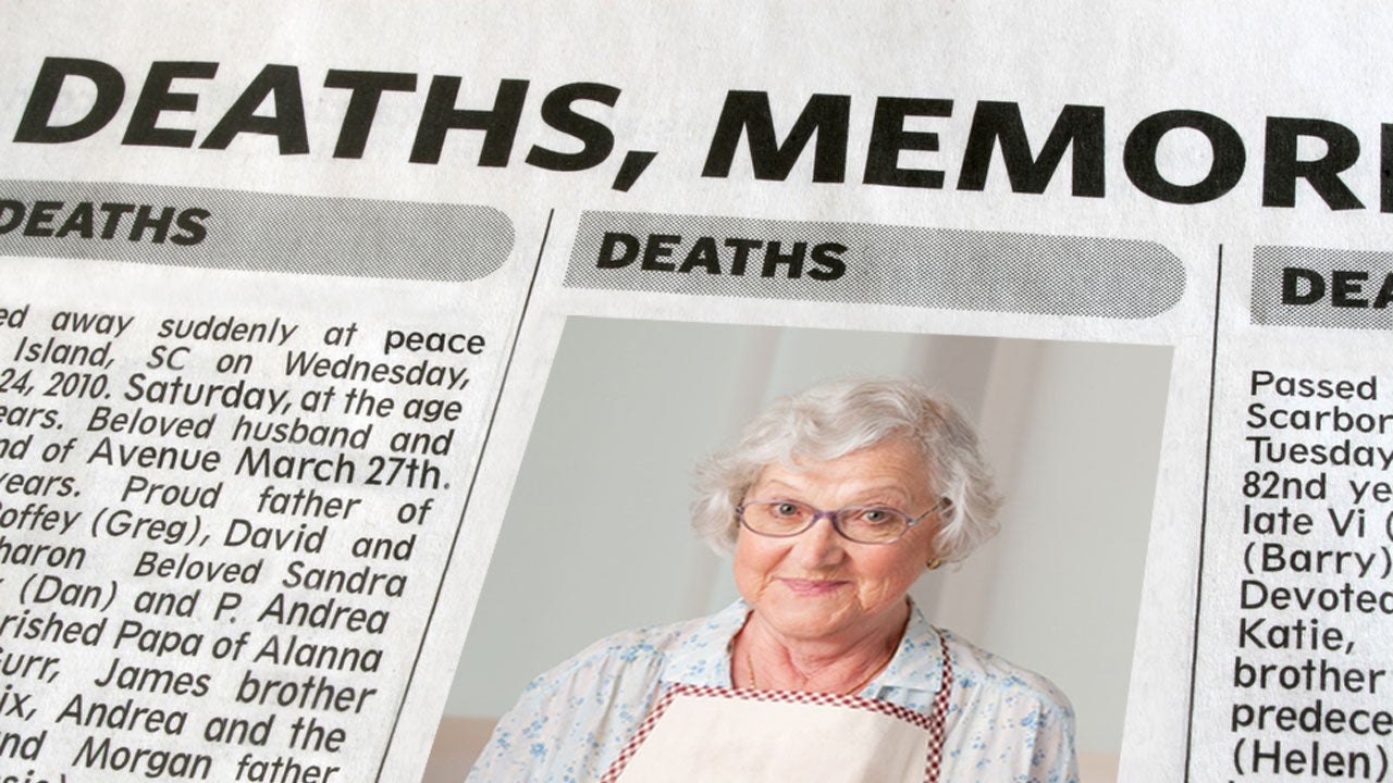 Man Takes Out Mom's Fake Obit to Get Paid Time Off
