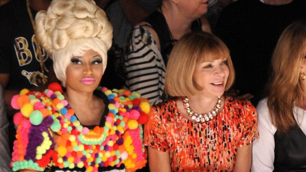 Is Anna Wintour Turning Into a Funny Lady?