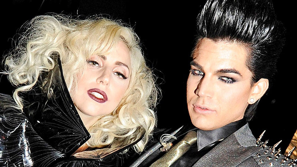 Lady Gaga Kicks Adam Lambert Out of a Party, and Other Satisfying Snubs