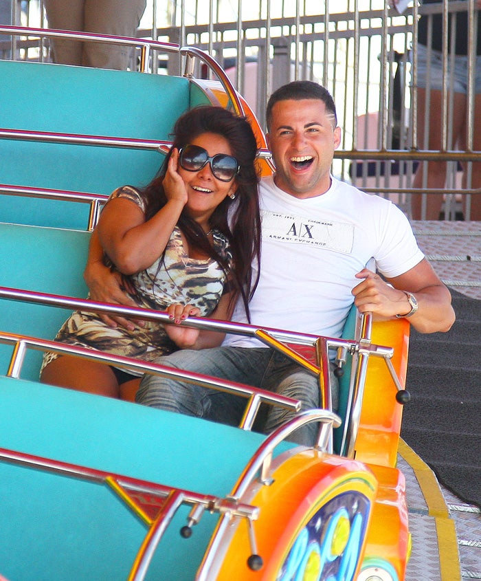 Warning Snooki: Your New Boyfriend Pulled a Shotgun on an Ex