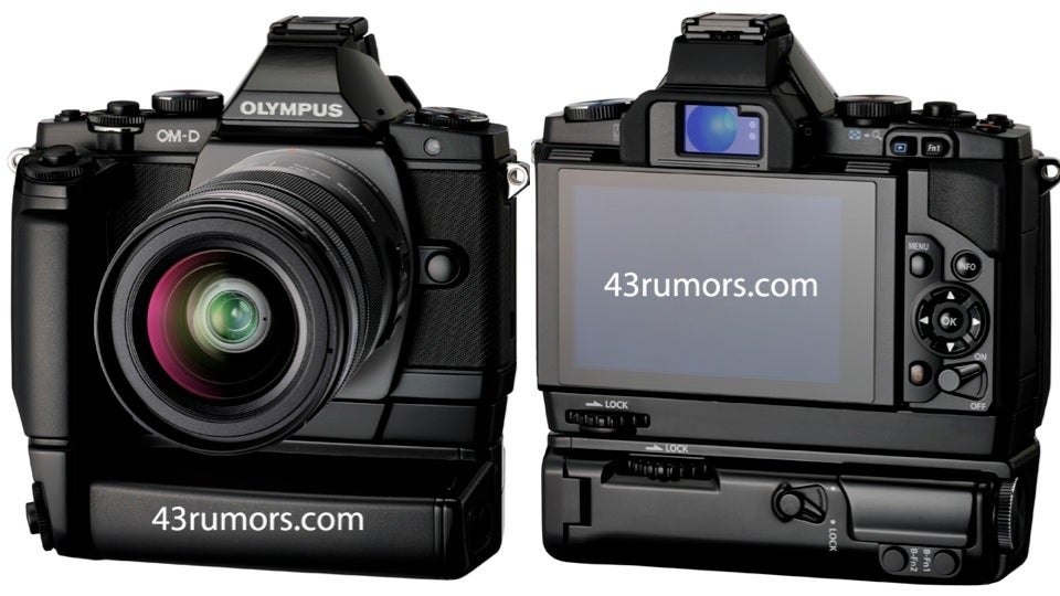 Behold Olympus's OM-D: Is Olympus Giving Up on DSLRs?