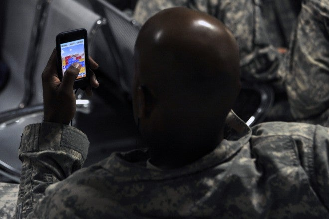 US Military To Get Secure Android Handsets