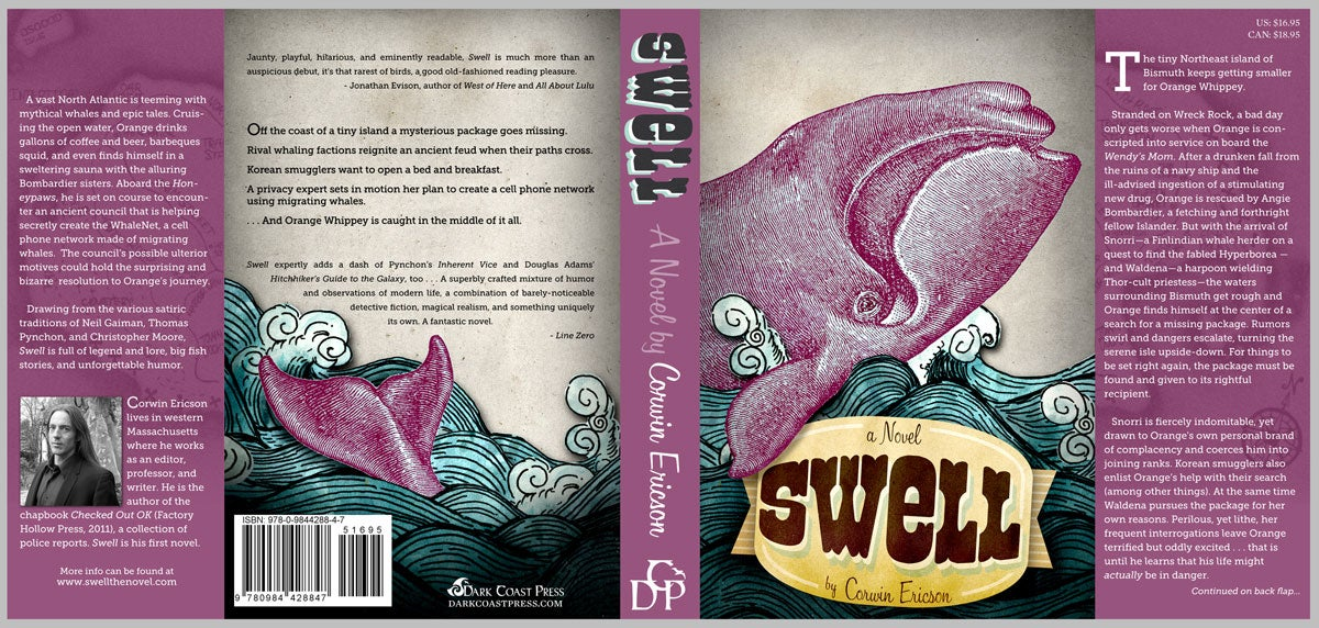 The Rise of Whalepunk: An Exclusive Excerpt from Corwin Erickson's Swell