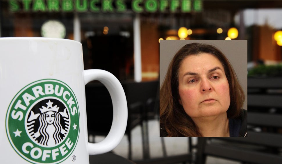 Woman Arrested for Mixing a Lethal Screwdriver in Starbucks' OJ Cooler