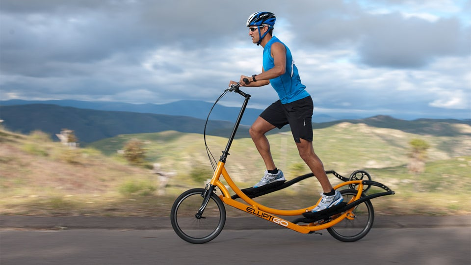 ElliptiGO 3C: For When You Can't Decide Between Cycling or Running