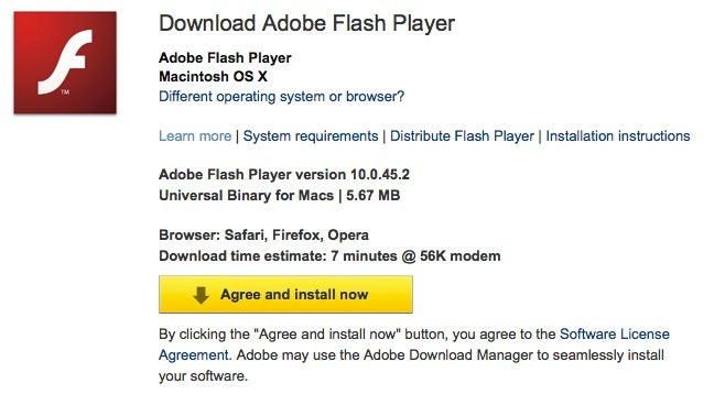 Why Flash On Mac Is About To Get Much Less Terrible