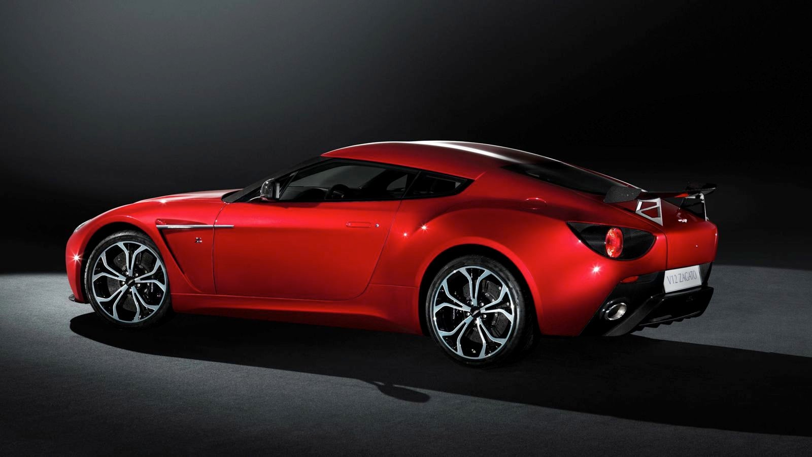 Aston Martin V12 Zagato: Lust Object Realized