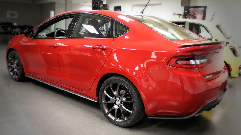 2013 Dodge Dart GTS 210 Gallery