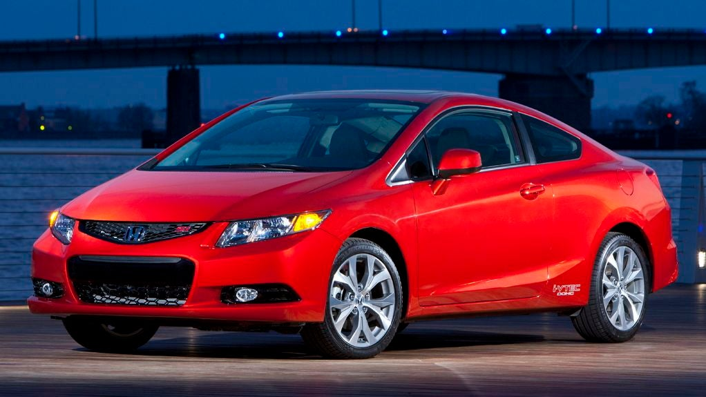 2012 Honda Civic Si: First Drive