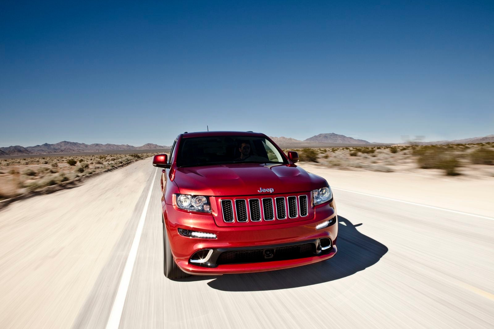 2012 Jeep Grand Cherokee SRT8 Gallery