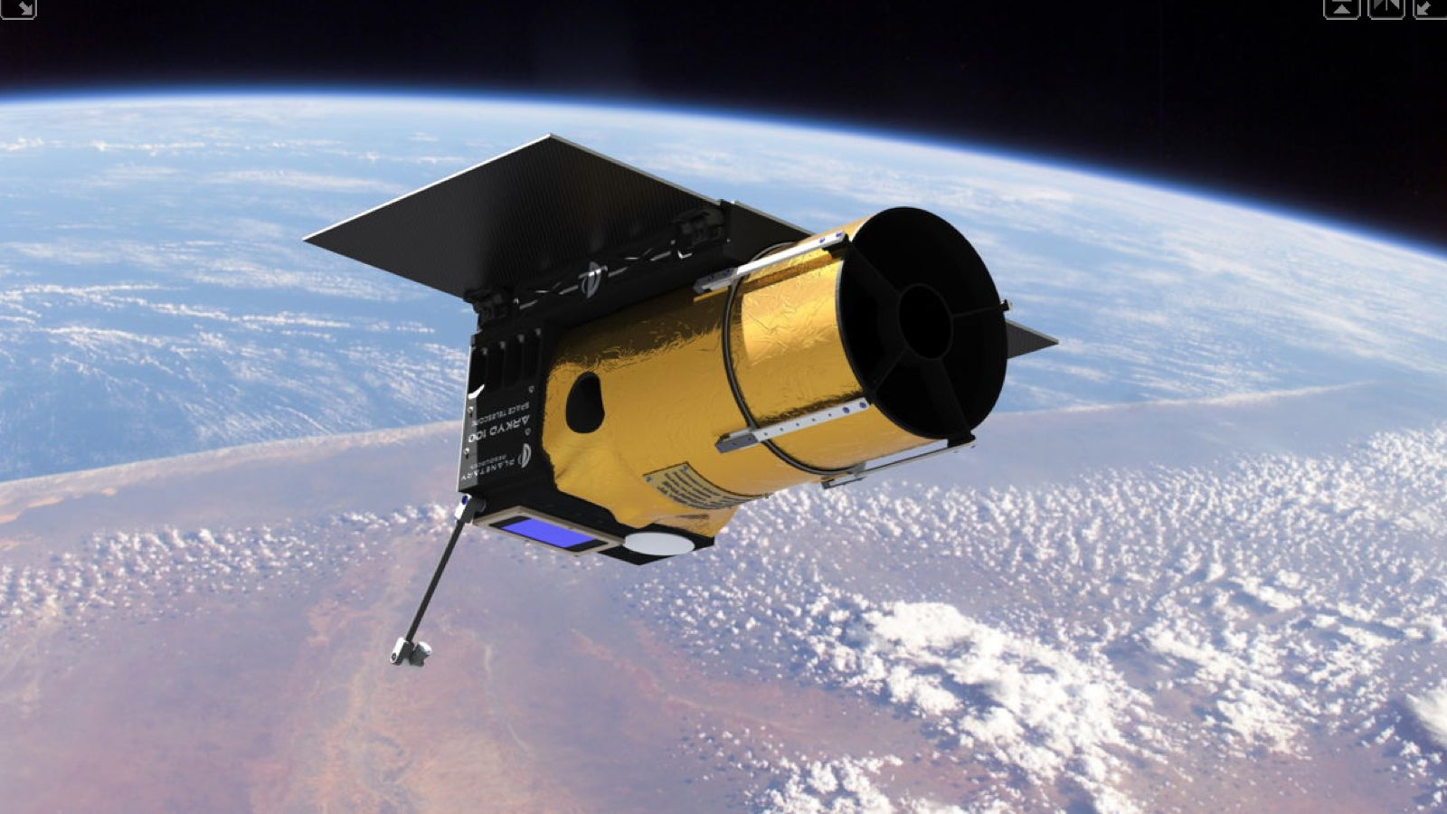 Asteroid Miners Will Launch World's First Crowdfunded Space Telescope