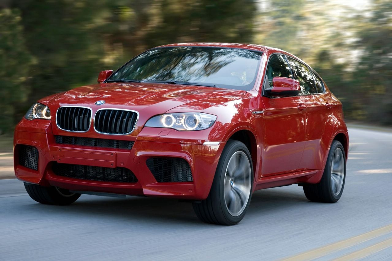 BMW X5 M, X6 M: 555 HP All-Wheel-Drive Super-Soft-Roaders!