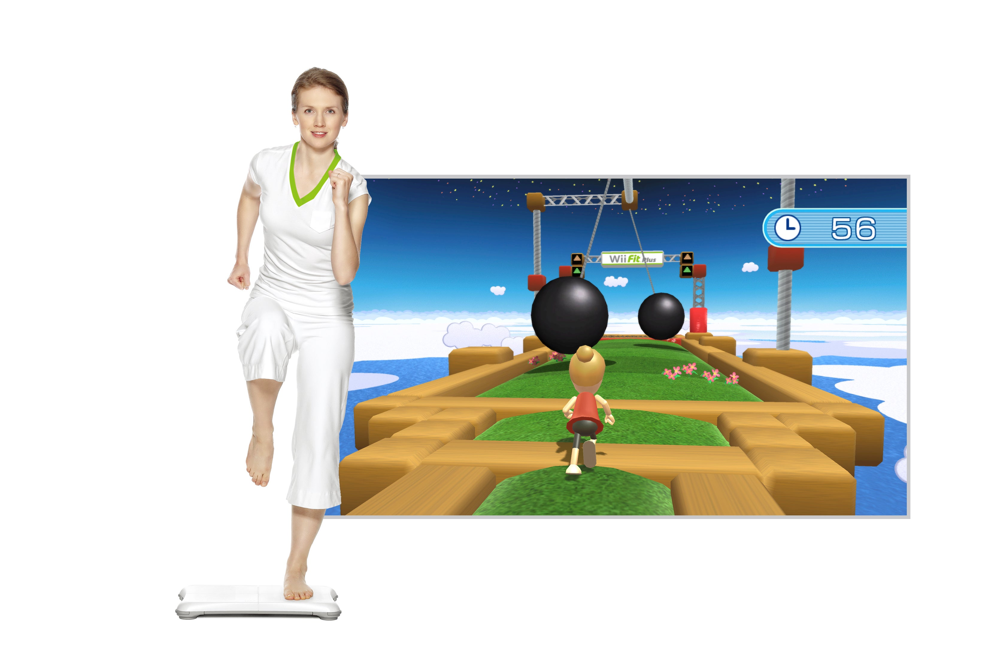 Wii Fit Plus Brings More Wii Fit This Fall